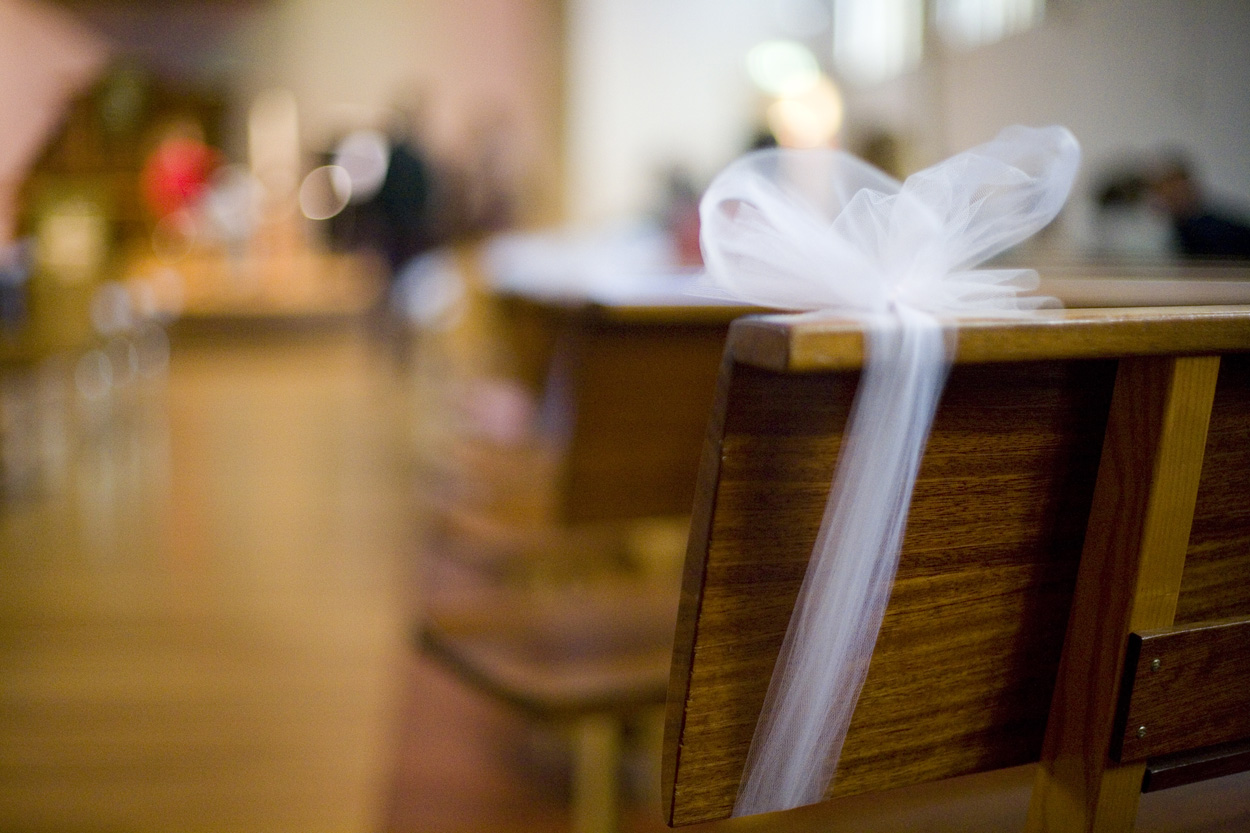 Bruidsfotografie bruiloft ceremonie Gereformeerde Kerk Amersfoort