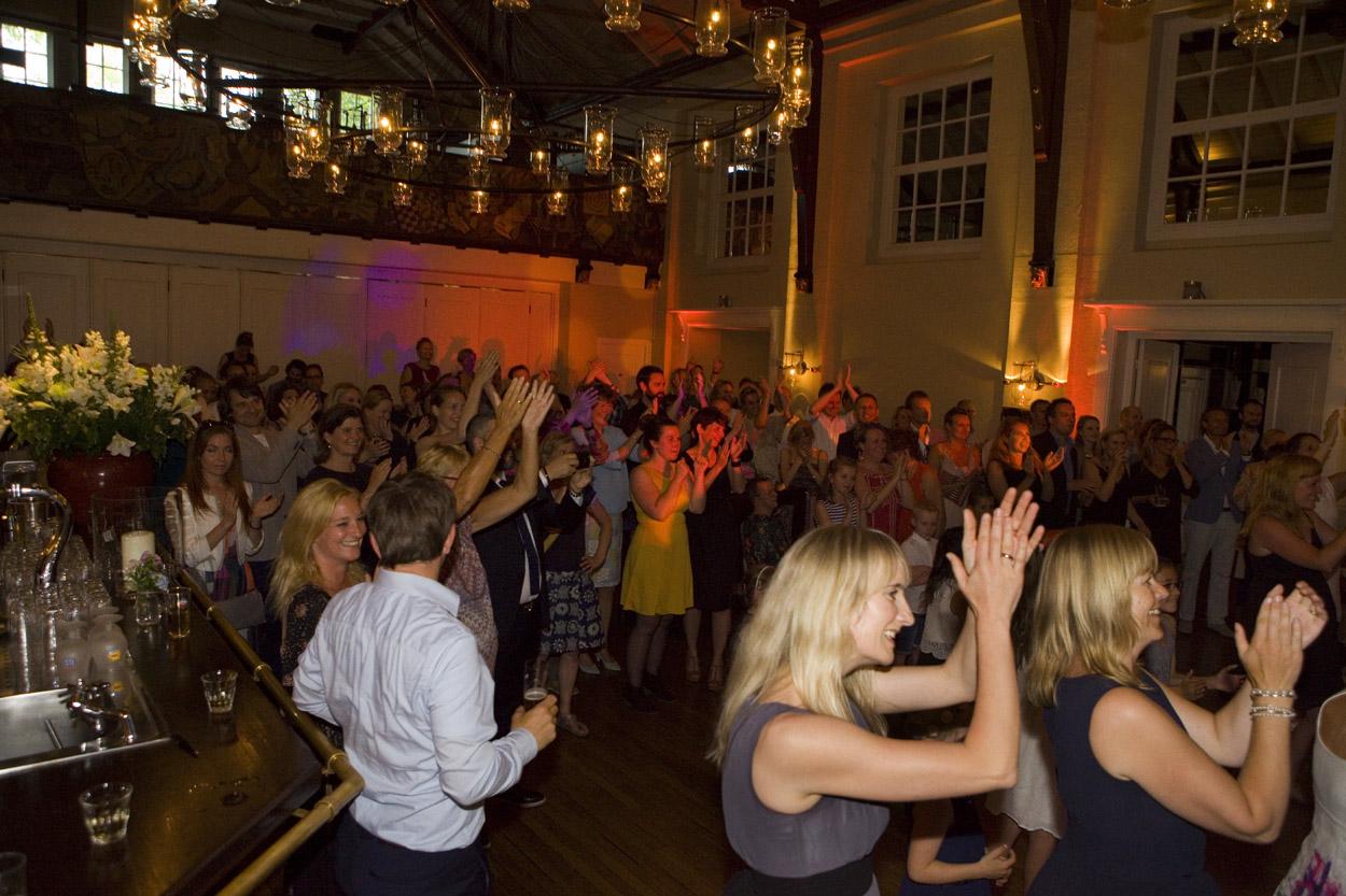 Bruidsfotografie bruiloft trouwfeest De Lindenhof Delft