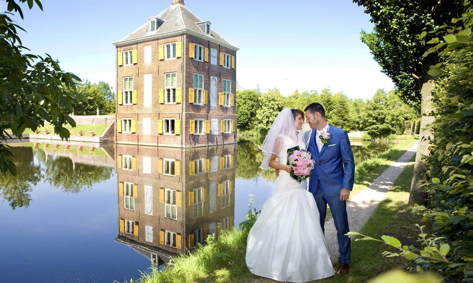 Bruidsfotograaf beschikbaar fotograaf bruiloft Hofwijck Voorburg