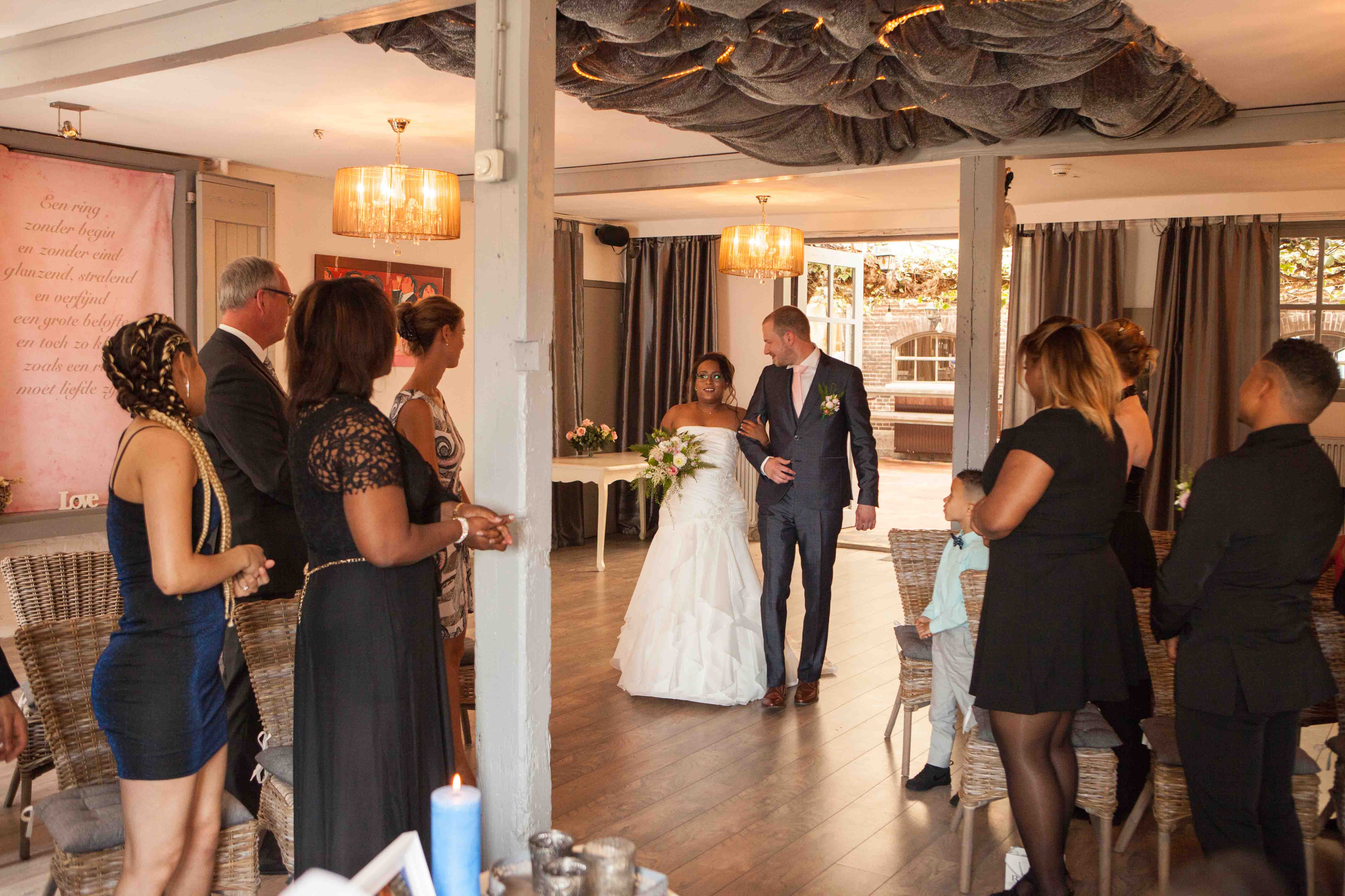 Bruiloft Herberg Vlietzigt