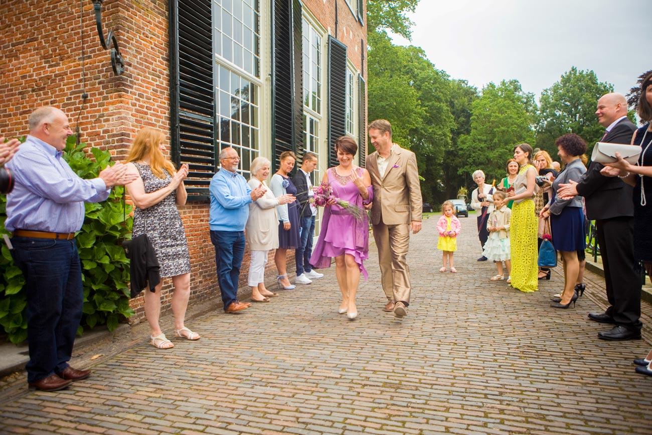 Bruiloft Kasteel Duivenvoorde Voorschoten