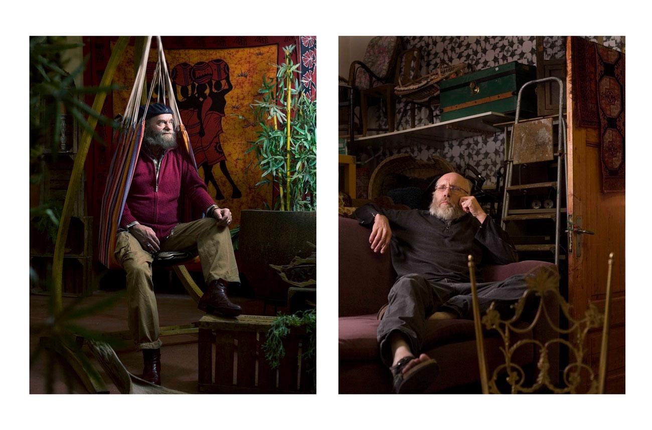 Verhalend portret met filmisch licht
